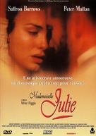 Miss Julie - French DVD cover (xs thumbnail)