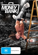 WWE Money in the Bank - Australian DVD cover (xs thumbnail)