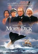Moby Dick - DVD cover (xs thumbnail)