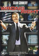 Wrong Is Right - Australian DVD cover (xs thumbnail)