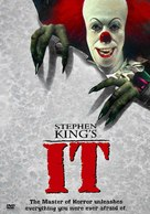 """It"" - DVD movie cover (xs thumbnail)"