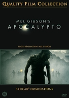 Apocalypto - Dutch DVD movie cover (xs thumbnail)