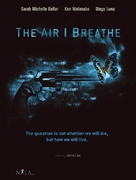 The Air I Breathe - DVD cover (xs thumbnail)