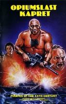 Piraty XX veka - Norwegian VHS cover (xs thumbnail)