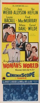 Woman's World - Movie Poster (xs thumbnail)