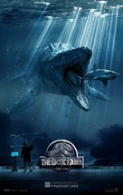 Jurassic World - Vietnamese Movie Poster (xs thumbnail)