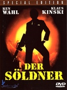The Soldier - German DVD movie cover (xs thumbnail)