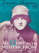 All Quiet on the Western Front - poster (xs thumbnail)
