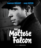 The Maltese Falcon - Blu-Ray cover (xs thumbnail)