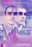 Leave to Remain - British Movie Poster (xs thumbnail)