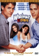Whatever It Takes - DVD cover (xs thumbnail)
