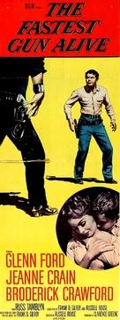 The Fastest Gun Alive - Movie Poster (xs thumbnail)