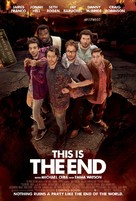 This Is the End - Movie Poster (xs thumbnail)