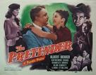 The Pretender - Movie Poster (xs thumbnail)