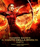 The Hunger Games: Mockingjay - Part 2 - Italian Movie Cover (xs thumbnail)