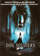 Dog Soldiers - Finnish Movie Cover (xs thumbnail)