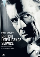 British Intelligence - French Movie Cover (xs thumbnail)