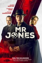 Mr. Jones - British Movie Cover (xs thumbnail)