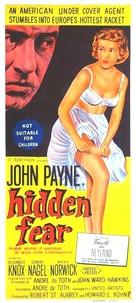 Hidden Fear - Australian Movie Poster (xs thumbnail)