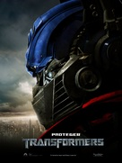 Transformers - Brazilian Movie Poster (xs thumbnail)