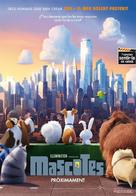 The Secret Life of Pets - Andorran Movie Poster (xs thumbnail)
