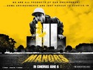 Ill Manors - British Movie Poster (xs thumbnail)