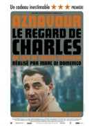 Le regard de Charles - French Movie Poster (xs thumbnail)