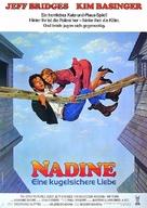 Nadine - German Movie Poster (xs thumbnail)