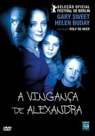 Alexandra's Project - Brazilian DVD cover (xs thumbnail)