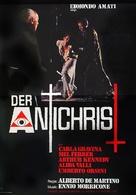 L'anticristo - German Movie Poster (xs thumbnail)