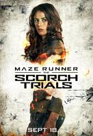 Maze Runner: The Scorch Trials - Movie Poster (xs thumbnail)