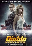 Diablo - Polish Movie Poster (xs thumbnail)