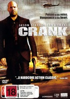 Crank - New Zealand Movie Cover (xs thumbnail)