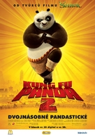 Kung Fu Panda 2 - Czech Movie Poster (xs thumbnail)