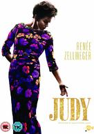 Judy - British DVD movie cover (xs thumbnail)
