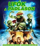 Aliens in the Attic - Hungarian Blu-Ray cover (xs thumbnail)