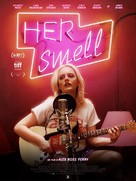 Her Smell - French Movie Poster (xs thumbnail)