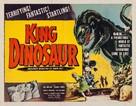 King Dinosaur - Movie Poster (xs thumbnail)