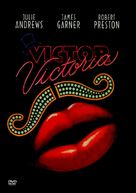 Victor/Victoria - DVD movie cover (xs thumbnail)
