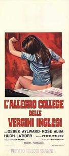 School for Sex - Italian Movie Poster (xs thumbnail)