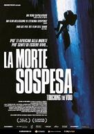 Touching the Void - Italian poster (xs thumbnail)
