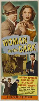 Woman in the Dark - Movie Poster (xs thumbnail)