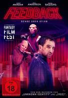 Feedback - German DVD movie cover (xs thumbnail)