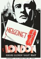 The Saint in London - Swedish Movie Poster (xs thumbnail)