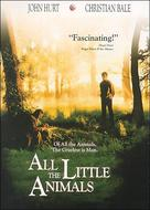 All the Little Animals - poster (xs thumbnail)
