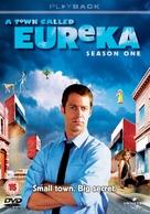 """Eureka"" - British DVD cover (xs thumbnail)"