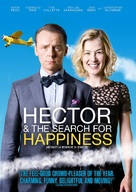 Hector and the Search for Happiness - Canadian DVD cover (xs thumbnail)
