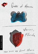 Gates of Heaven - DVD cover (xs thumbnail)