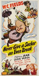 Never Give a Sucker an Even Break - Movie Poster (xs thumbnail)