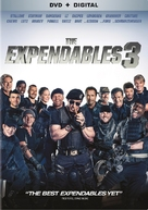The Expendables 3 - DVD movie cover (xs thumbnail)